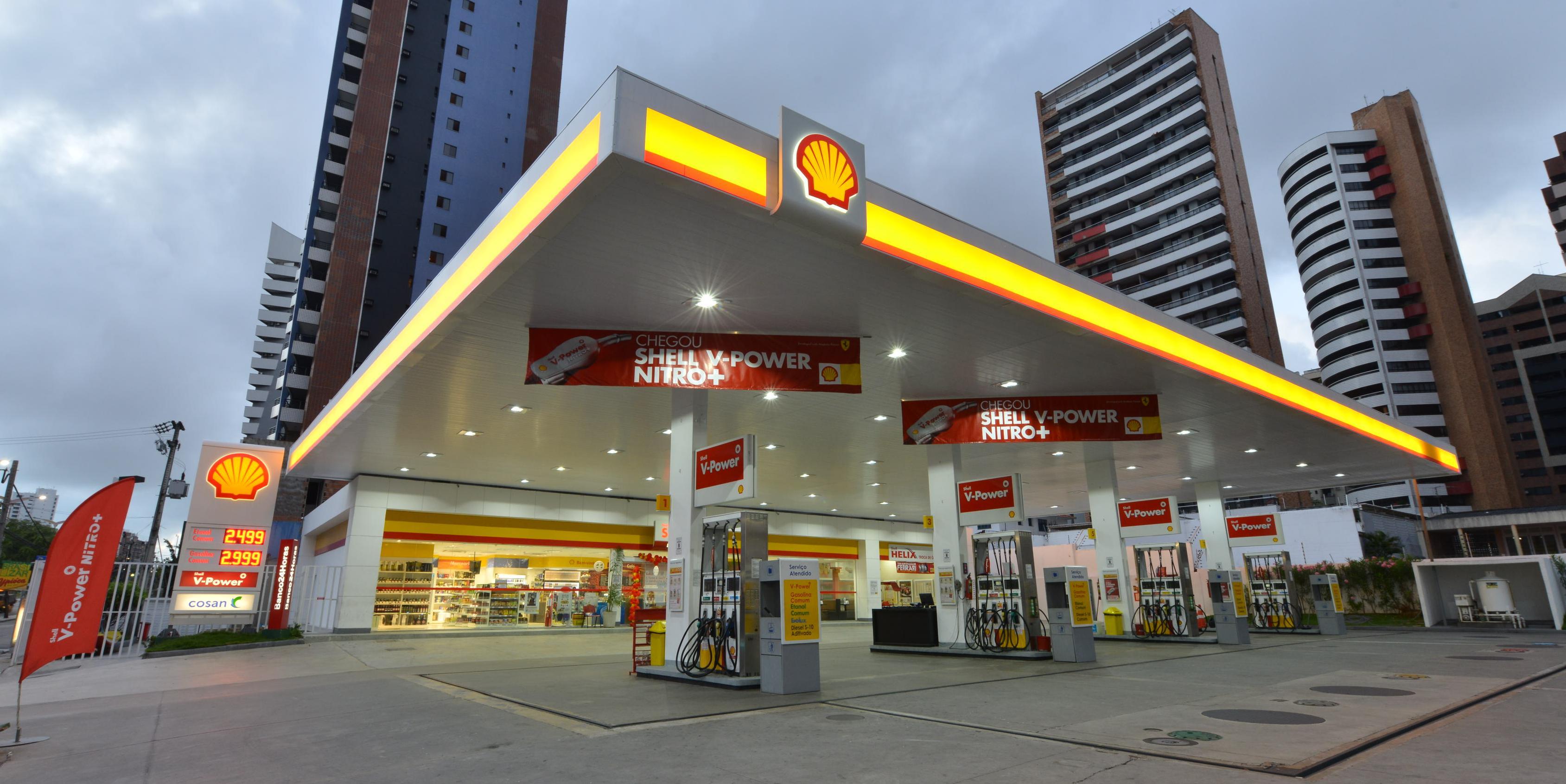 Promoção Shell V Power