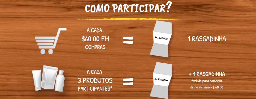 Requisitos para participar da promoção Marcas Campeãs 2020