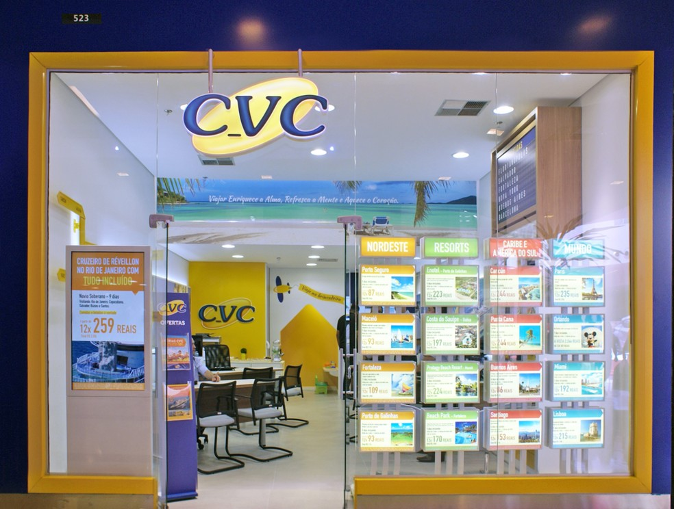 Promoção CVC